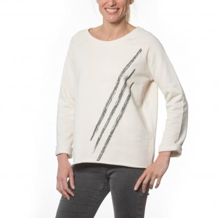 Sweat Coton bio Easy Suny Print
